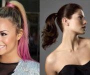 прически на средние волосы на каждый день