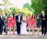 прически на свадьбу для гостей