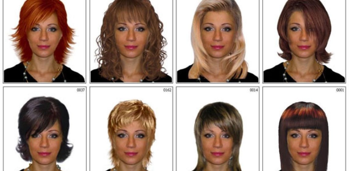 как подобрать женскую стрижку по форме лица